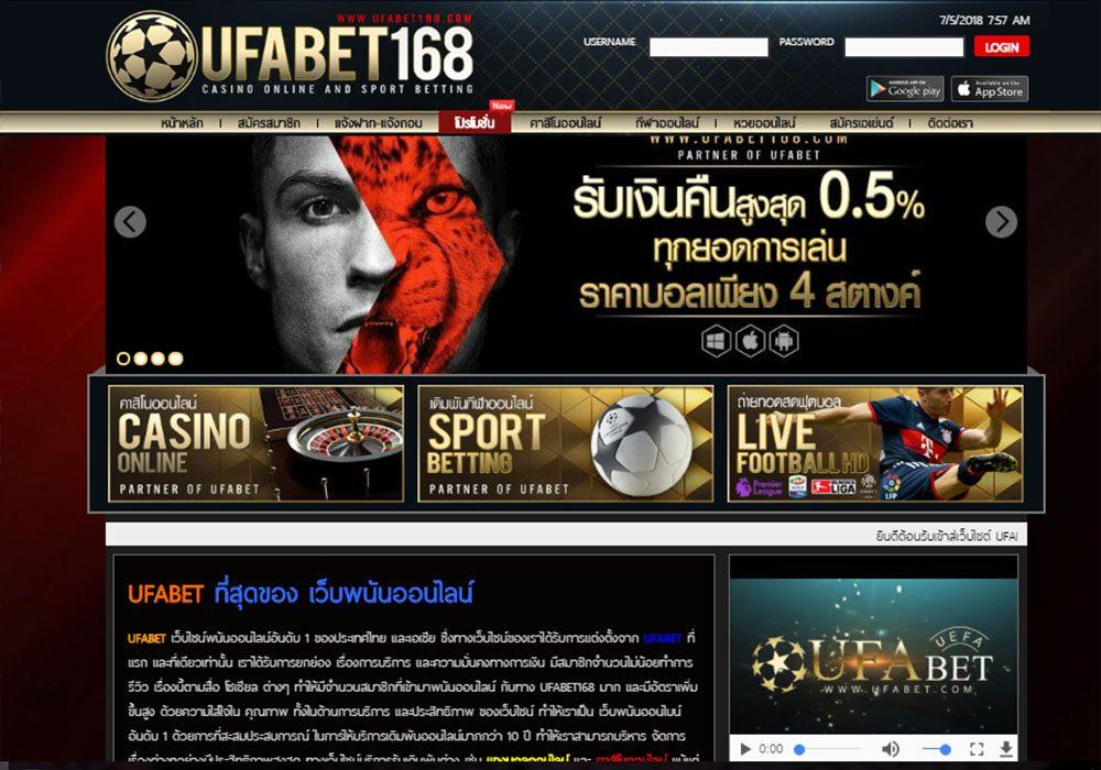 UFABET168